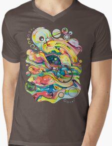 Timeless June 26 2007 - Watercolor Painting Mens V-Neck T-Shirt