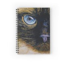 Burmese Cat Spiral Notebook