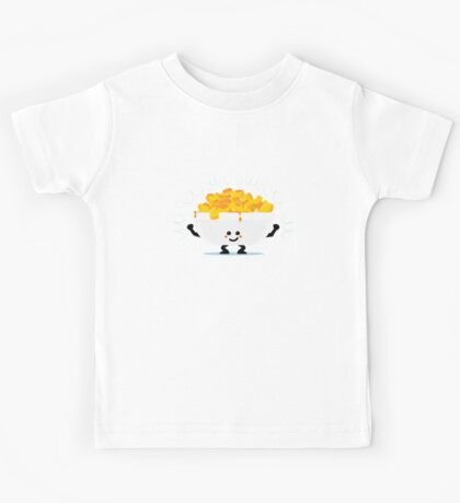 Character Fusion - Just Mac&Cheese Kids Clothes