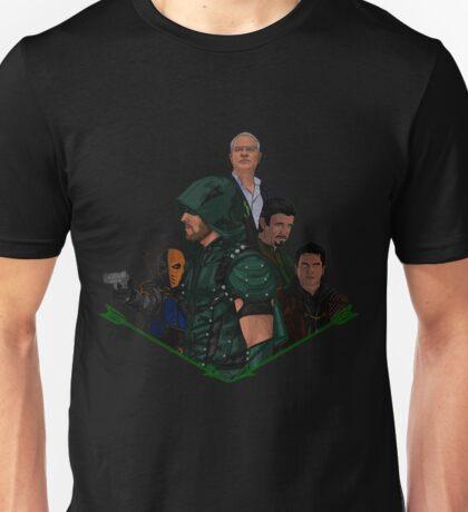Arrow Season 1-4 Unisex T-Shirt