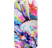 Infinite Flare - Watercolor Painting iPhone Case/Skin