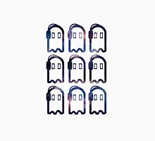 Napstablook with Headphones Multiplied Galaxy Unisex T-Shirt