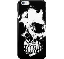 Skull render  iPhone Case/Skin