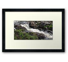 Riverbend - Ireland Framed Print