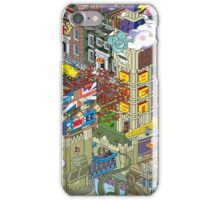 PIXEL WORLD iPhone Case/Skin