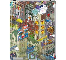PIXEL WORLD iPad Case/Skin