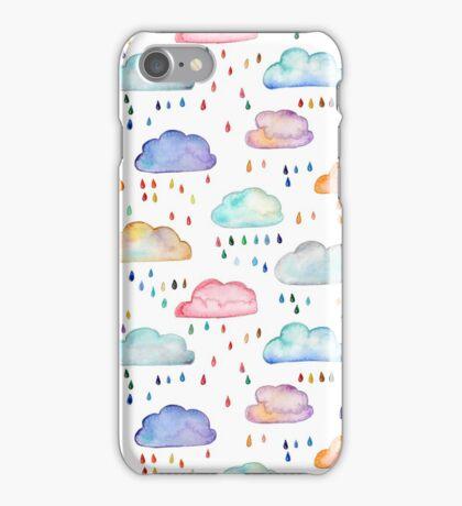 Rainclouds iPhone Case/Skin