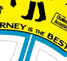 The Best Part Sticker