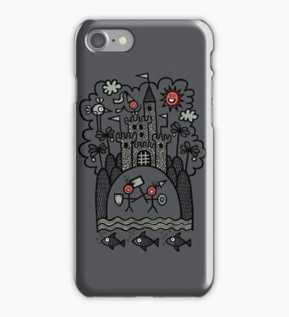Lust & Lewdness Inducing Vicious Medieval Carnage iPhone Case/Skin
