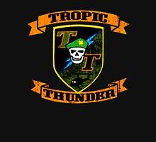 TROPIC THUNDER PATCH LOGO  Unisex T-Shirt