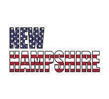 New Hampshire Photographic Print
