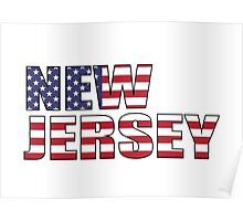 New Jersery Poster