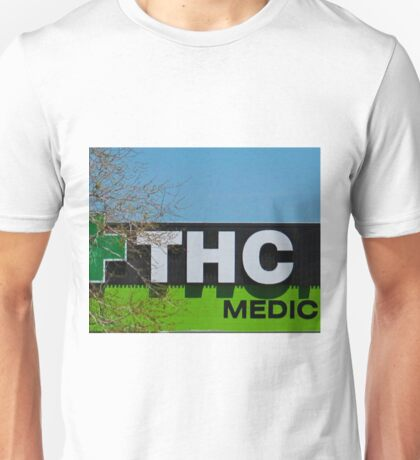 THC Medic Wear Unisex T-Shirt