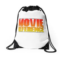 Movie Reference - Point Break Drawstring Bag