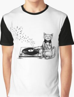 Music Master Graphic T-Shirt