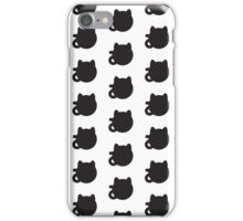 Polka Cats iPhone Case/Skin