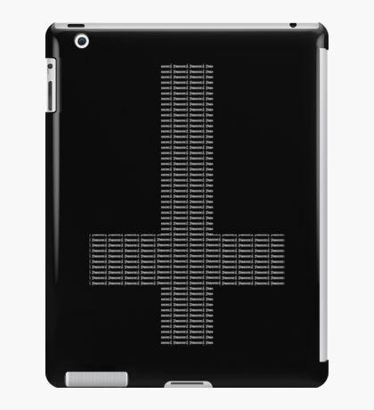 Possessed iPad Case/Skin