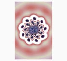 Fractal Flower Baby Tee