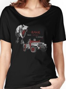 Rawr Means I Love You, Right? Women's Relaxed Fit T-Shirt