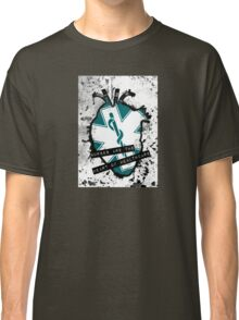 nurses are the anatomical heart of health care Classic T-Shirt