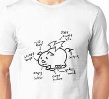 Pigbat Diagram Unisex T-Shirt