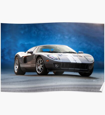 2006 Ford GT VS3 Poster