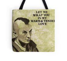 Warm & Tender Tote Bag