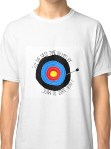 Shot to Miss  Classic T-Shirt