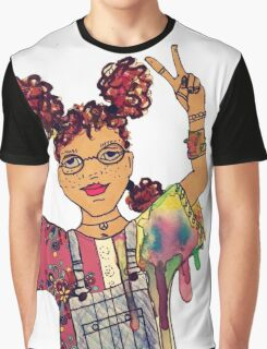Flower Child  Graphic T-Shirt
