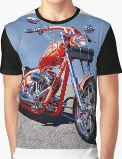 Chill'n Chopper I HDR Graphic T-Shirt