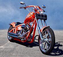 Chill'n Chopper I HDR by DaveKoontz