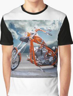 Chill'n Chopper II HDR Graphic T-Shirt