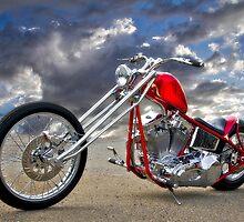 Cherry Chopper HDR by DaveKoontz