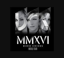 HOT OF DIXIE CHICKS 2016 WORLD TOUR COVER Unisex T-Shirt