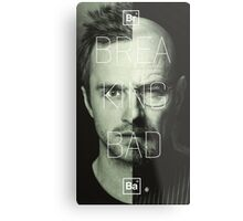 Jesse Pinkman with breaking bad  Metal Print