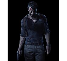 Uncharted IV: A Thief's End Photographic Print