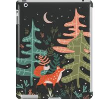 Evergreen Fox Tale iPad Case/Skin