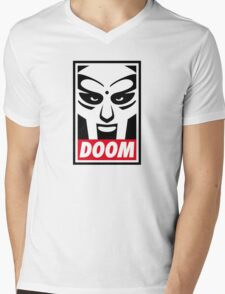 DOOM Mens V-Neck T-Shirt