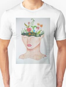 Flower Frenzy Unisex T-Shirt