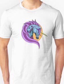 Unicorn (colored) Unisex T-Shirt