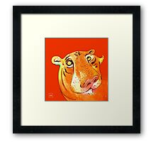 Tarquin | Color A Series Framed Print