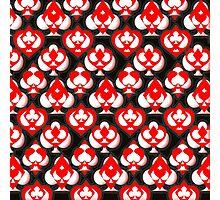 Ace Pattern! Photographic Print