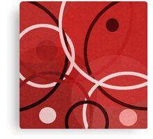 Random Red Canvas Print
