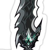 Tryndamere Blade - Follow my Blade! Sticker
