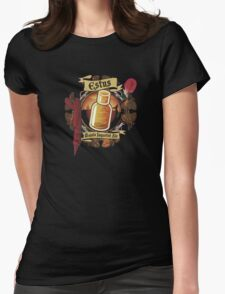 ESTUS FLASK | DarkSouls Womens Fitted T-Shirt