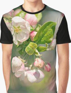 Apple blossom Graphic T-Shirt