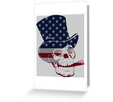 U.S. Blues - Grateful Dead Greeting Card