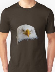 Bald Eagle Just Looking! Unisex T-Shirt