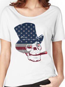 U.S. Blues - Grateful Dead Women's Relaxed Fit T-Shirt