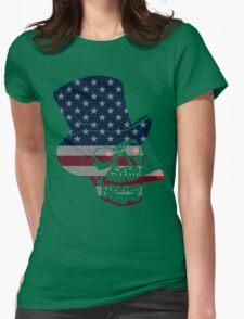 U.S. Blues - Grateful Dead Womens Fitted T-Shirt